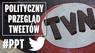 """TVN pod lupą prokuratury. Afera """"Waffel SS"""" - Polityczny Przegląd Tweetów."""