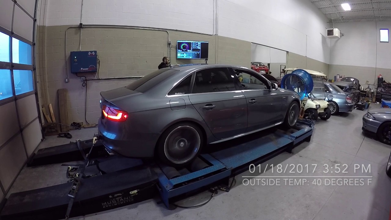 audi b8 5 s4 dyno results stock to apr stage 2 delta. Black Bedroom Furniture Sets. Home Design Ideas