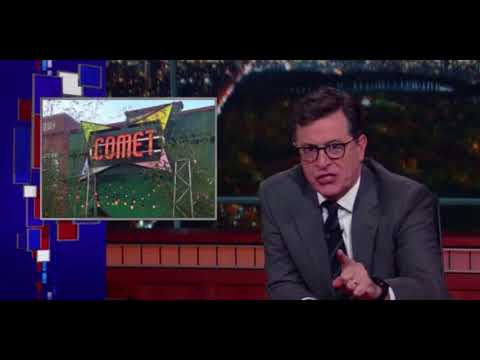Stephen Colbert Connected to John & Tony Podesta – Citizen Investigation