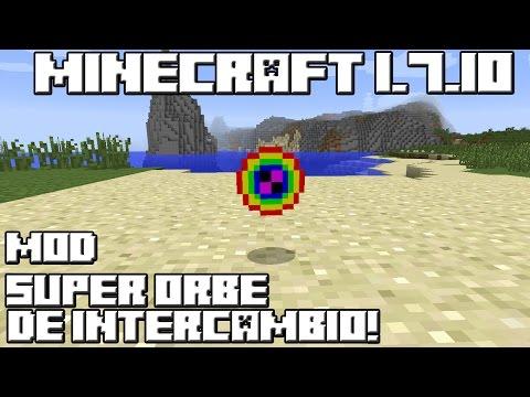 Exchange Orb Mod 1 10 2/1 8 9/1 7 10 | Minecraft Mods