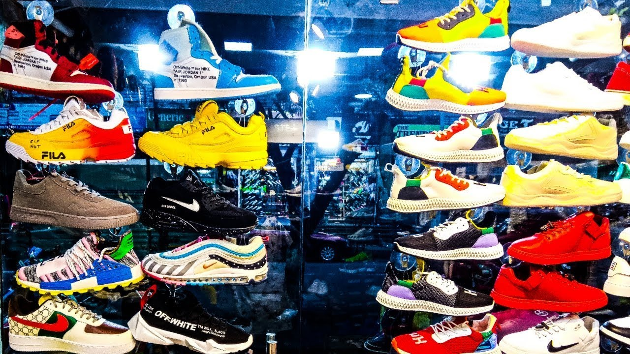 Best shoes first copy /Mumbai /Raftaar