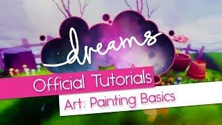 Sanat - Resim Temelleri - Resmi Mm Öğretici - Rüyalar PS4