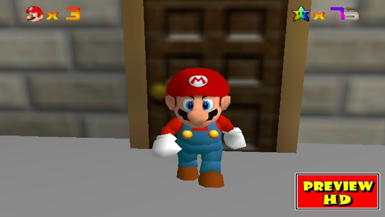 Super mario 64 download game | gamefabrique.