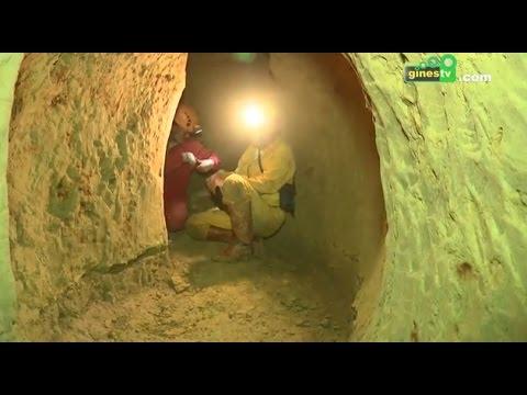 Hallado en Gines el primer patrimonio subterráneo documentado en la historia de la localidad