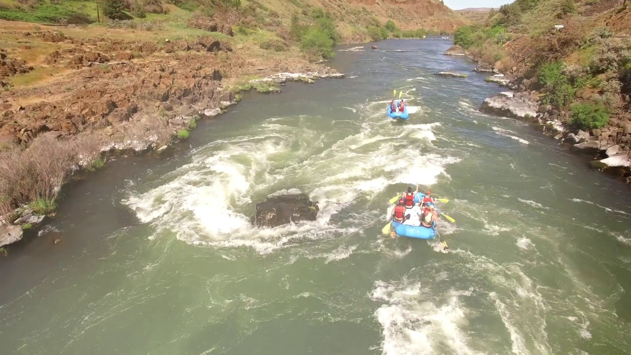 Imperial River Company - Rafting and Hotel in Maupin, Oregon