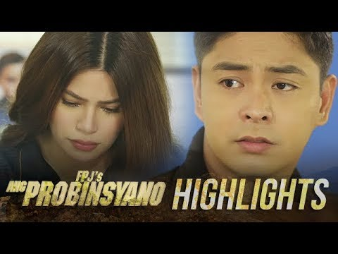 Alex Gives Cardo The Cold Shoulder   FPJ's Ang Probinsyano (With Eng Subs)