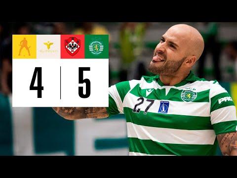 Resum de la final de l'Elite Cup 2018 (Sporting CP vs UD Oliveirense)