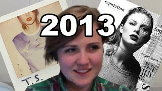 HANNAH HART PREDICTED TAYLOR SWIFT