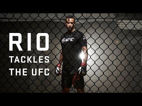 Rio Ferdinand Tackles The UFC