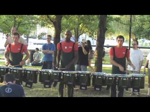 SCV 2009 Finals Lot - Drum Feature