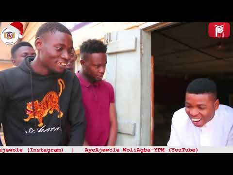 Woli Agba - SERMON TIME + Visitors on XMAS FUll VIDEO