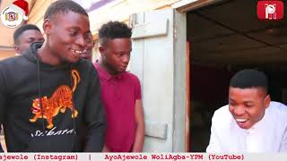 WOLIAGBA - SERMON TIME  Visitors on XMAS FUll VIDEO