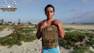 Ashley Horner Female Fitness Motivation - Never give up your mission!