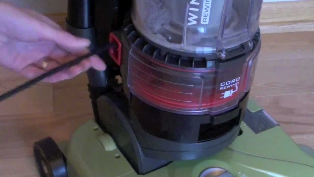 Hoover WindTunnel TSeries Rewind UH70120 Vacuum Review