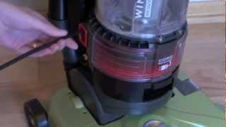 Hoover WindTunnel T-Series Rewind UH70120 Vacuum Review