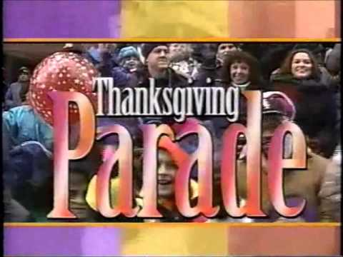 WDIV Detroit: November 25, 1993: Thanksgiving Parade Part 1