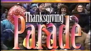 WDIV Detroit: November 25, 1993: Thanksgiving Parade Part 1