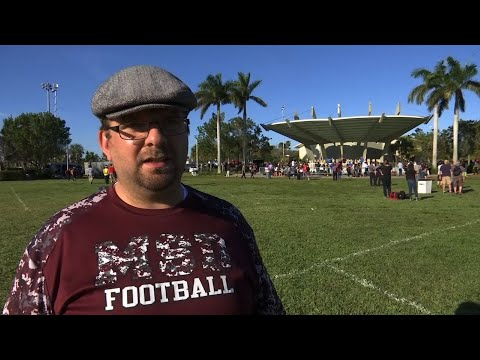 Florida Teacher: 'I Looked Down at the Shooter'