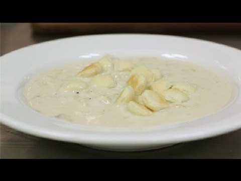 How To Make Thick Clam Chowder : Seafood Dishes