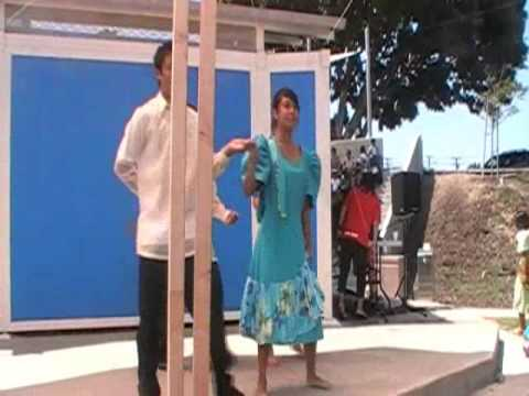 Filipino Folk Dance - Kawitenos of Southern California youth