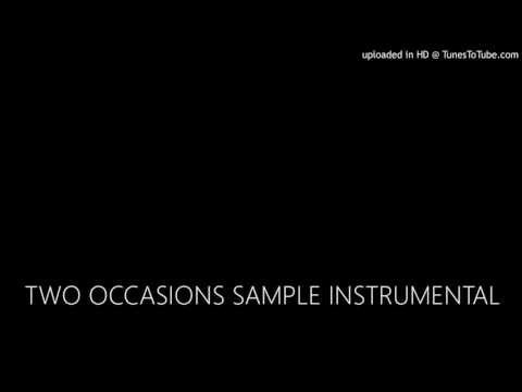 TWO OCCASIONS SAMPLE INSTRUMENTAL