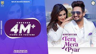 Tera Mera Pyar (Official Video) Sajjan Adeeb Ft Simar kaur |New Punjabi Song | New Punjabi Song 2021