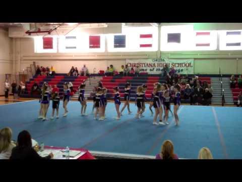 Kehler's Dragons Junior Level 2   Christiana High School February 1, 2015