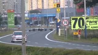 Rallye Tatry 2013 - Poprad