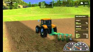 Zagrajmy w agrar Simulator 2012 #1