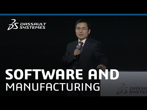 Manufacturing in the Age of Experience - Software and Future of Manufacturing - Dassault Systèmes