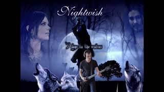 Nightwish - Seven Days to the Wolves. Guitar cover.