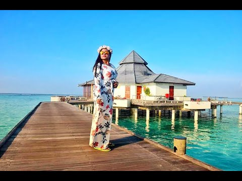 Visiting The Maldives Is Incredibly Expensive But Best Place For Relaxing Vacation Spot.