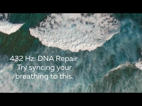 432 Hz DNA Repair: TRY Syncing Your Breathing to This