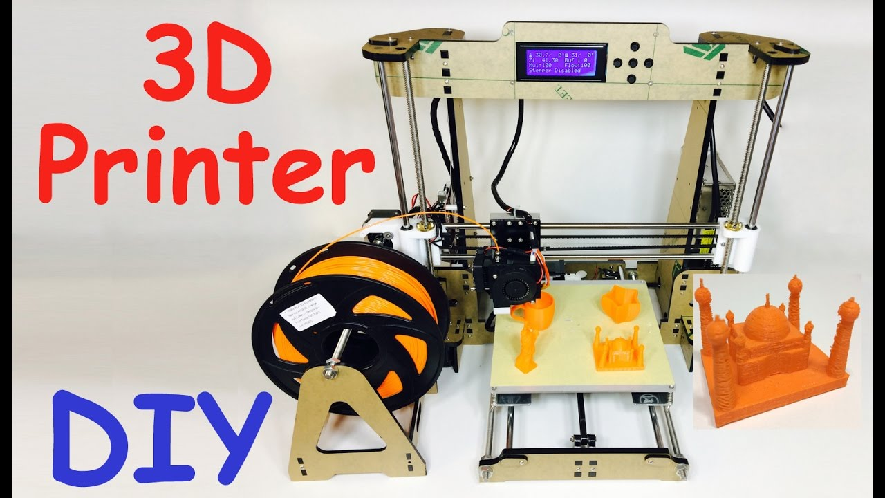 This is a graphic of Lucrative Printable 3d Printer
