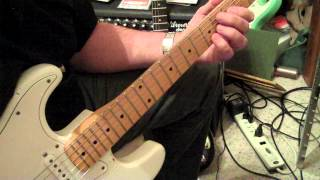 How to Play Spanish Castle Magic by Hendrix