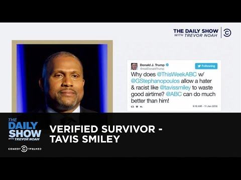 Download Youtube: Verified Survivor - Tavis Smiley: The Daily Show
