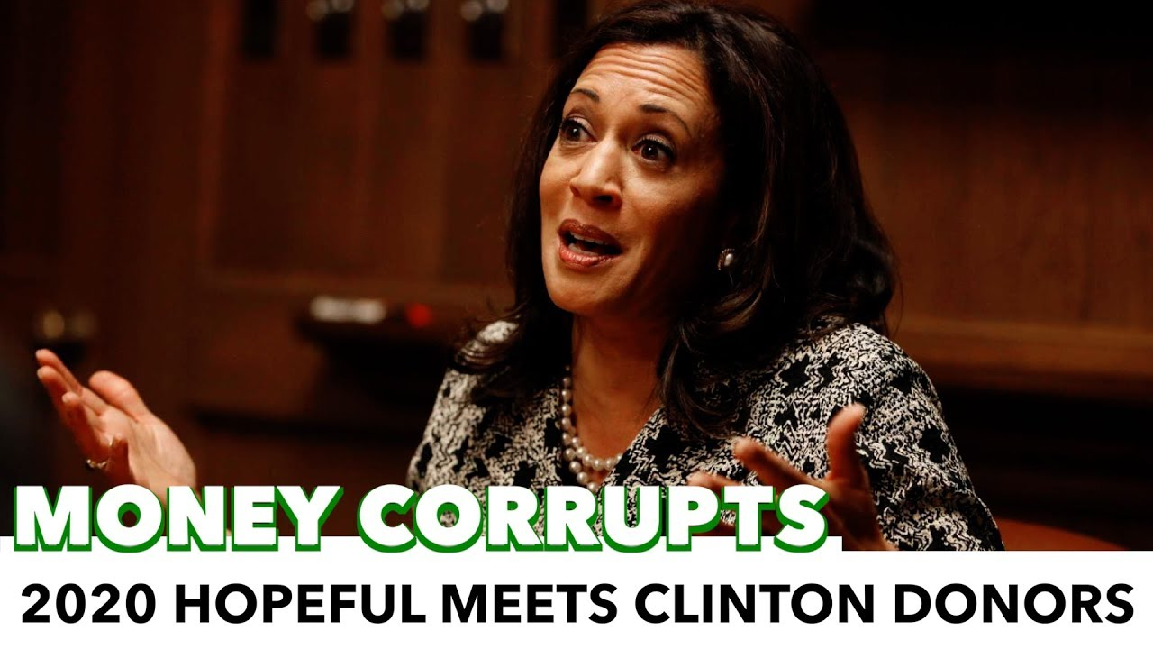 Image result for The Hamptons elites Kamala Harris
