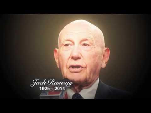 In Memoriam: Dr. Jack Ramsay 1925-2014