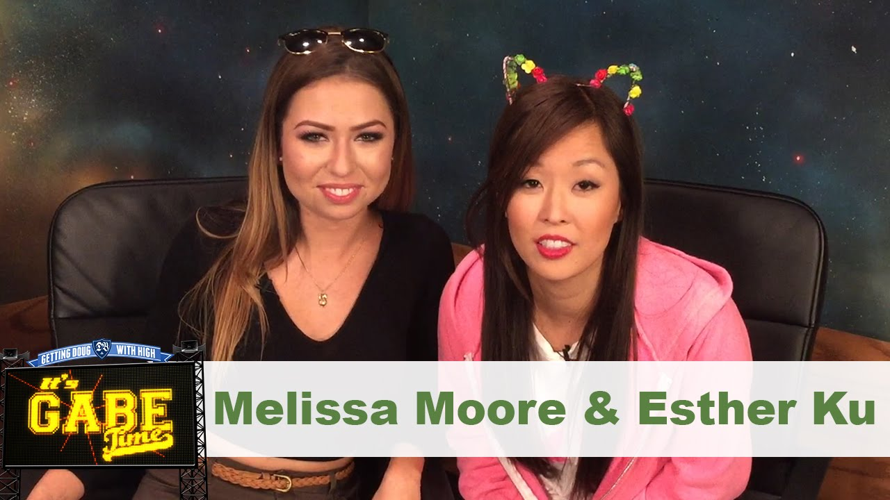 Gabe Time w/ Melissa Moore & Esther Ku | Getting Doug with High
