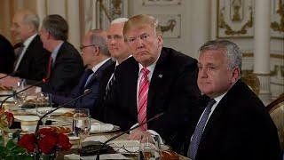 Trump: Pompeo Got Along Well with Kim Jong Un thumbnail