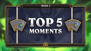 Top 5 Moments - Grandmasters 2021 Season 1 Week 2