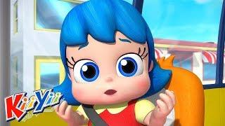 детские песни Мы уже приехали KiiYii мультфильмы для детей