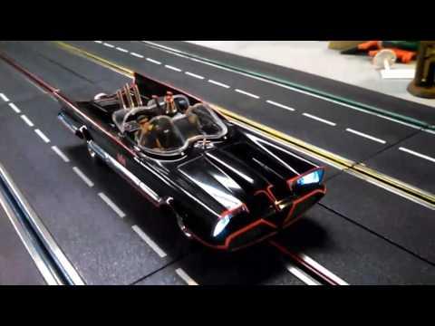 1/24 batmobile slot car