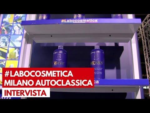 Labocosmetica a Milano AutoClassica 2018
