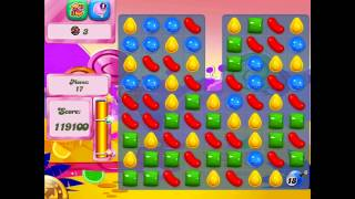 Candy Crush Saga: Level 294 (No Boosters 3★) iPad