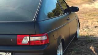 Матовая Lada 112 купе
