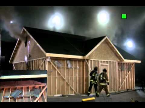 Attic Fire Tactics Eave Attack Unvented Youtube