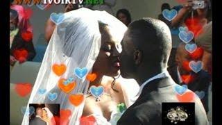 La Cérémonie de mariage D'Euloge et  Astride à Atlanta (USA)