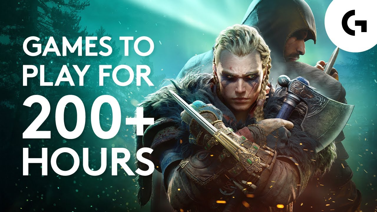 Best 200+ Hour Games [PSA: NOT In One Sitting]