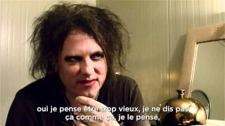 Robert Smith (The Cure), post-it interview by Télérama.fr (july 2012)